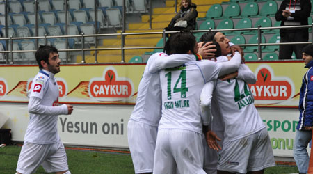 Rizespor Gaziantep maçı 3-2