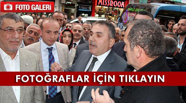 Ahmet Minder Rize Belediye Başkanlığına Aday Adayı