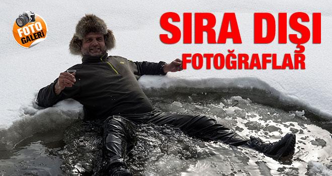 Sıra Dışı Fotoğrafçının Görüntüleri Nefes Kesiyor
