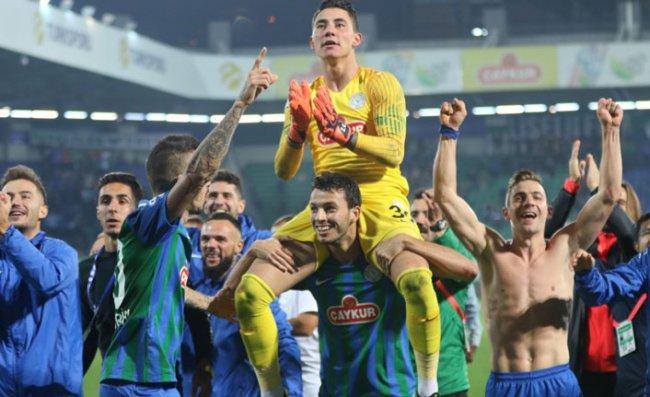 Süper Lig 11. Hafta I Çaykur Rizespor-Antalyaspor: 1-0