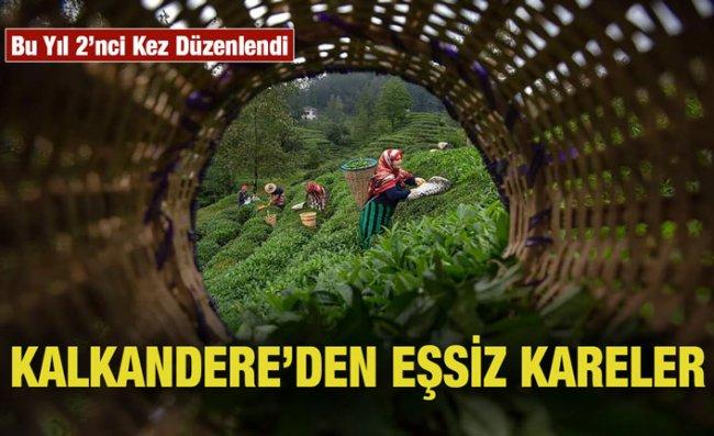 Fotoğraf Sanatçıları Kalkandere'yi Objektiflerine Aldı