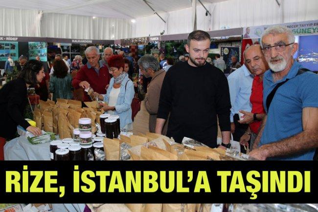 İstanbul'da Rize Rüzgarı