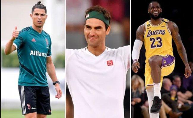 Son Bir Yılda En Çok Kazanan 10 Sporcu