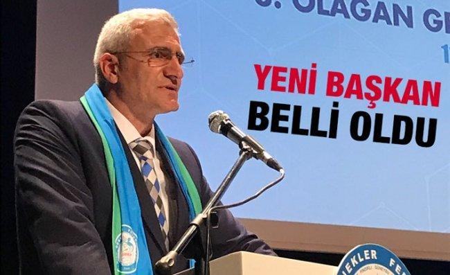 RİDEF'in 5'inci Genel Başkanı Hasan Başça Oldu