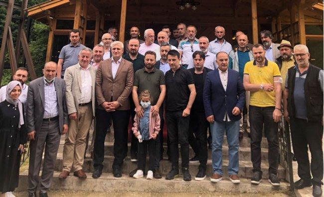 RİDEF'in Toplantısı Çayeli'nde Yapıldı