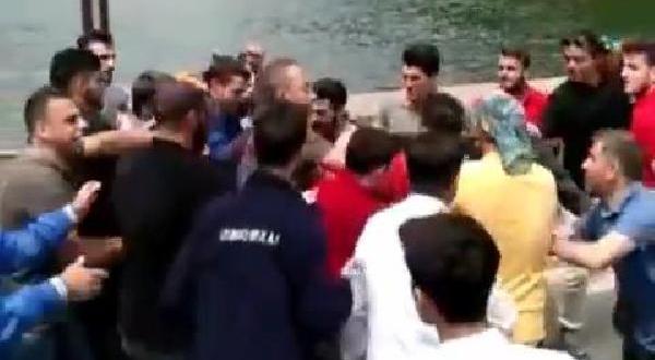 Uzungöl'de Iraklı gruba saldırıda 'provokasyon' şüphesi