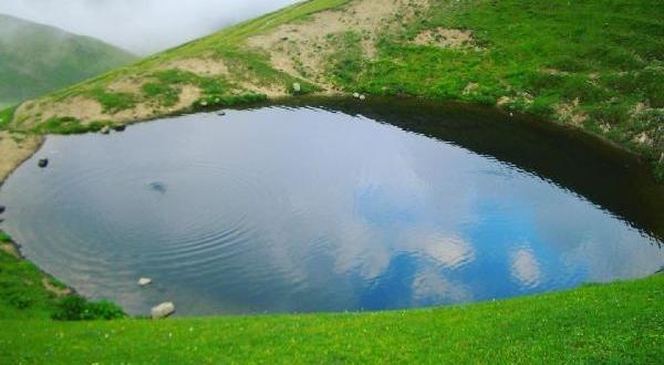 'Dipsiz Göl' Yok Oldu