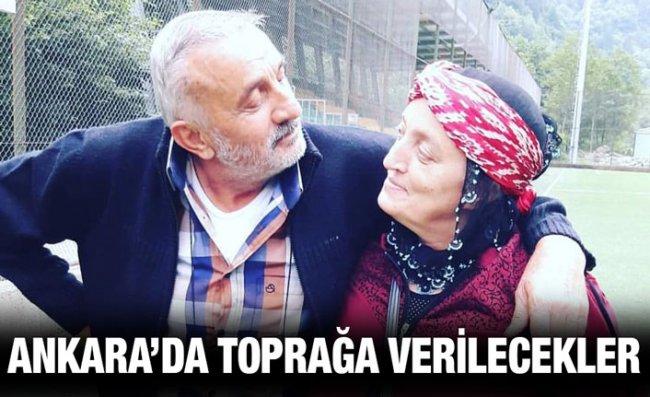Talihsiz Çift, Ankara'da Toprağa Verilecek