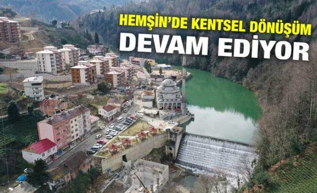 Avcı: Hemşin'i, Türkiye'nin En Cazip İlçelerinden Birisi Haline Getireceğiz