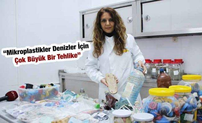 Karadeniz'de 'Mikroplastik' Kirliliği