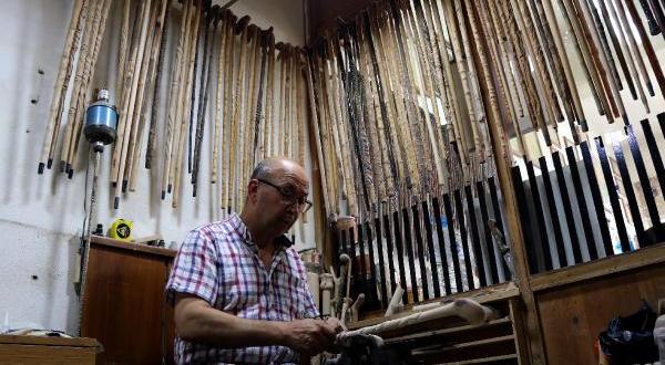 Devrek bastonu dünyanın dört bir yanına ihraç ediliyor