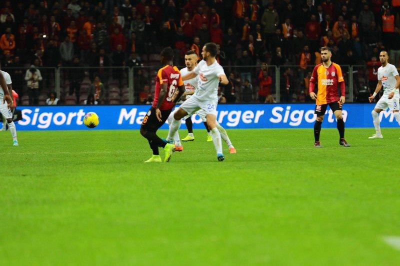 Süper Lig 10. Hafta - Galatasaray-Çaykur Rizespor: 2-0