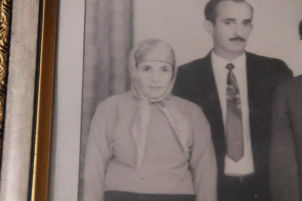 Rize'nin 107 Yaşındaki Asırlık Emine Ninesi