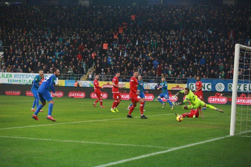 Çaykur Rizespor-Antalyaspor Rekabetinde 19. Randevu