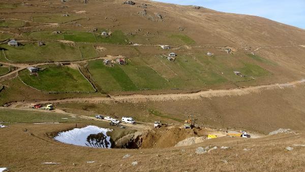 Dipsiz Göl'de Yapılan Kazının Sırrı Ortaya Çıktı