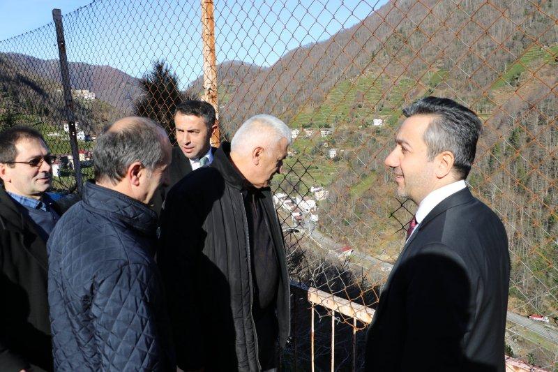 Güneyce Köyü'nde Turizm Çalışması Başlatıldı