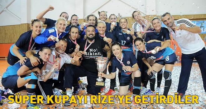 Süper Kupa Ardeşen GSK`nın