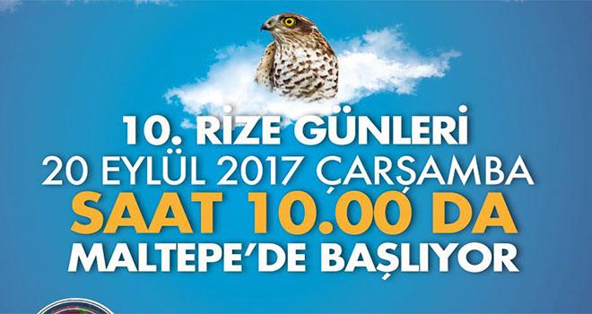 (RİDEF) İstanbul'da Rize Rüzgarı Estirecek
