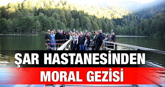 Şar Hastanesinden Moral Gezisi