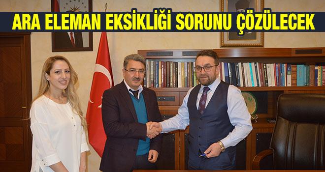 """Okul- Sanayi İşbirliği İstanbul Modeli"""" Protokolü İmzalandı"""