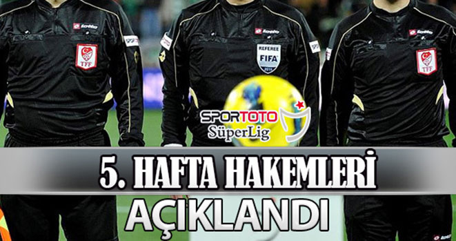 Çaykur Rizespor - Bursaspor Maçının Hakemi Belli Oldu