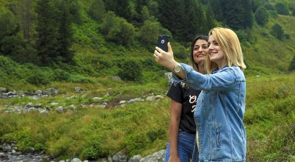Turistlerin yeni gözdesi Elevit Yaylası