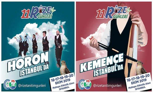 İstanbul Rize Günleri İçin Geri Sayım Başladı