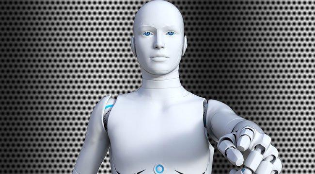 Robotlar En Yakın Arkadaşımız Olacak