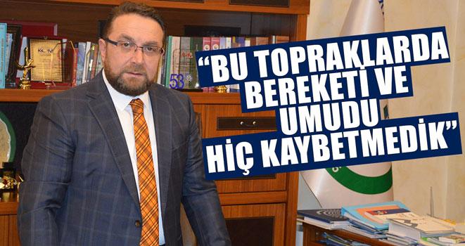 RTB Başkanı Erdoğan, İstihdam Seferberliği Hakkında Bilgi Verdi