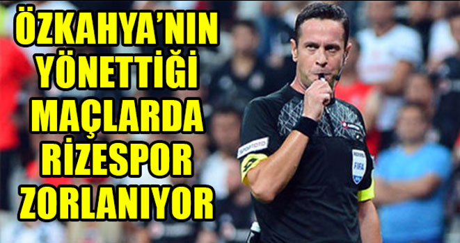 Süper Lig`de 25`inci Haftanın Hakemleri