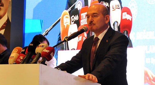 Bakan Soylu'dan İmamoğlu'na Eleştiri: Pejmürde Ederiz