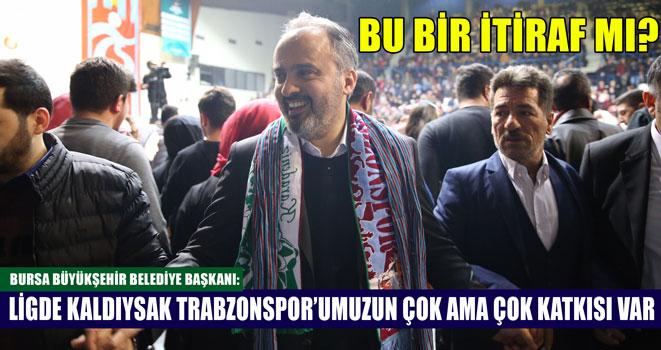 Aktaş`tan Trabzonspor İçin `Şike` İması