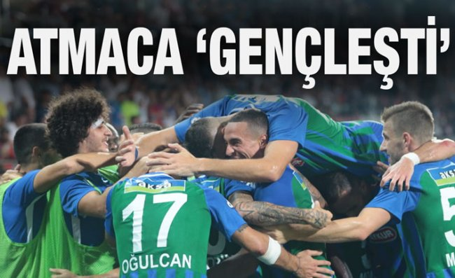 Süper Lig'in En Genç Takımı Çaykur Rizespor
