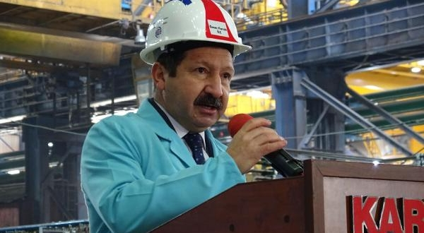 Öz: Savunma ve Otomotiv Sanayine Çelik Üretmeye Başladık