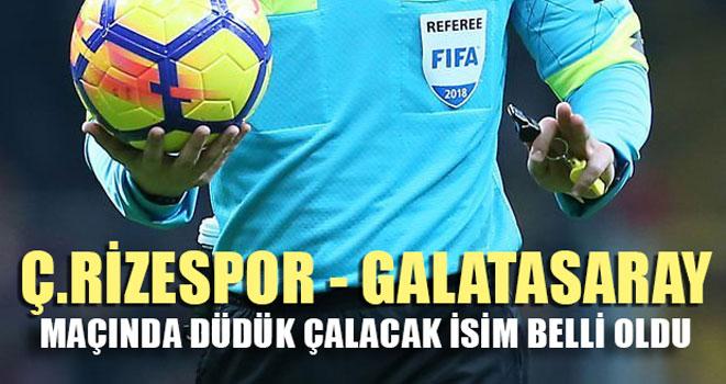 Süper Lig`de 32`nci Haftanın Hakemleri Açıklandı