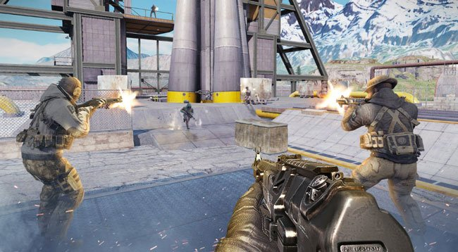 Call of Duty Telefonlara Geldi