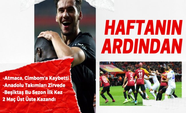 Süper Lig'de 10'uncu Hafta Tamamlandı