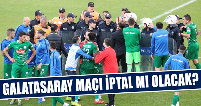 Çaykur Rizespor TFF`ye Başvuru Yaptı
