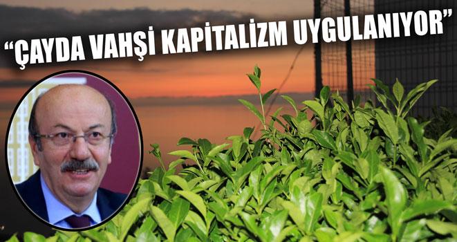 Bekaroğlu TBMM`ye Soru Önergesi Verdi