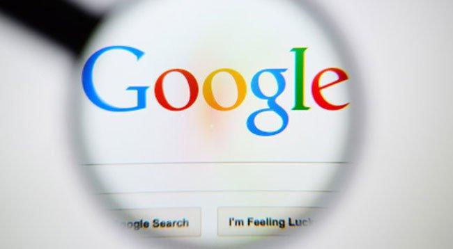 Google'a Giren Burcunu Arıyor