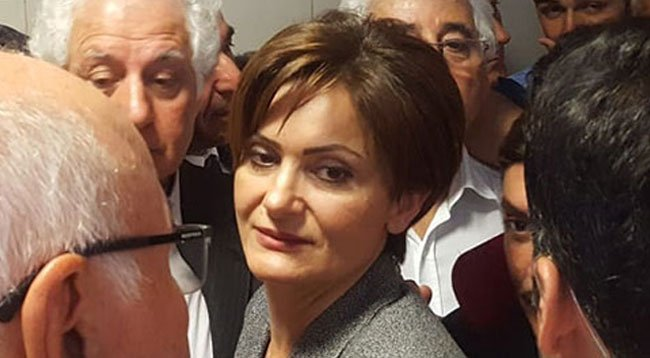 Kaftancıoğlu'na 9 Yıl 8 Ay Hapis Cezası