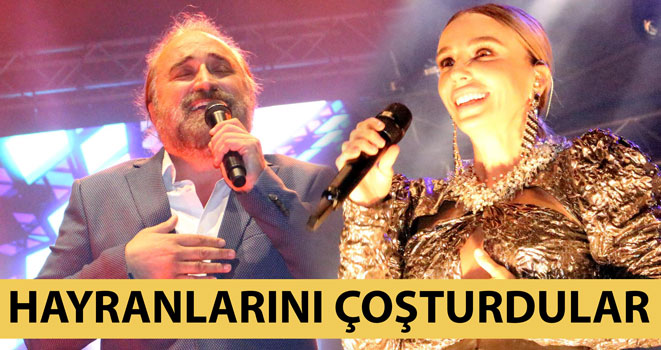 Ereğli`de Festival Coşkusu