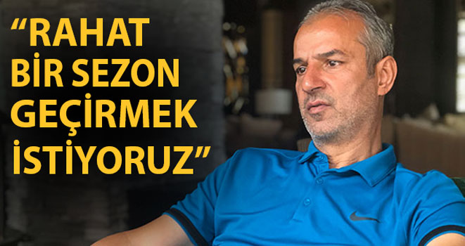Kartal, Erzurum Kampında Açıklamalarda Bulundu