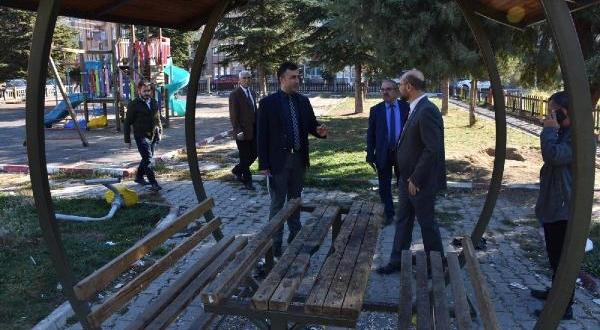 Belediye Başkanını İsyan Ettiren Manzara