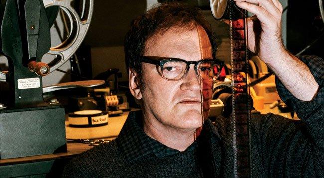 Tarantino 'Süper Film' ile Veda Etmek İstiyor