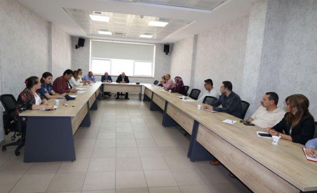 TRSM İl Koordinasyon Kurulu Toplantısı Yapıldı