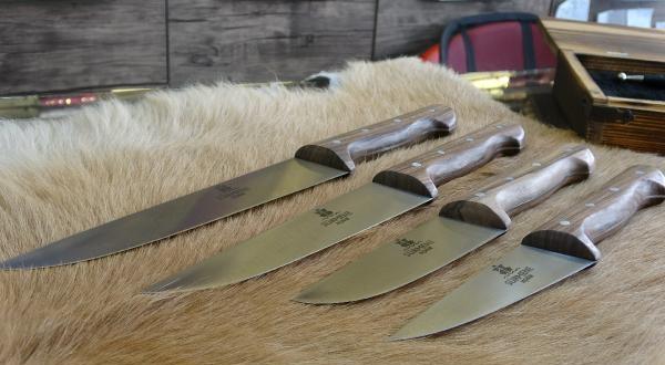 Bayram Öncesi Sürmene Bıçağına İlgi Arttı