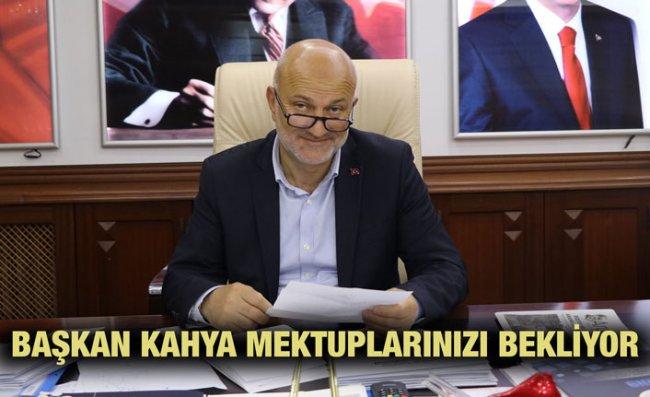 Ardeşen'de 'Başkan'a Mektup' Uygulaması Başlatıldı