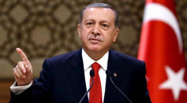 Erdoğan, Barış Pınarı Harekatı'nın Başladığını Duyurdu