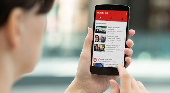 Mobil İnternetin Lideri YouTube Oldu